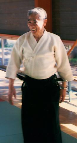 Nishio Shoji, Saint-Raphael, 2000 (photo JMT)