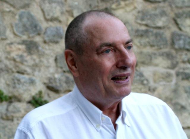 Jean-Daniel Cauhépé s'était joint à nous pour le 20e anniversaire de notre école à l'Abbaye en 2007.