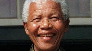 Nelson Mandela,le sourire du pardon et de la réconciliation