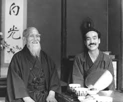O Sensei et Maître Goi Masahisa