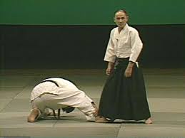 Shioda Gozo en démonstration