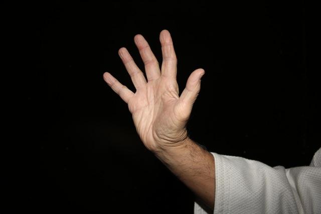 La main Yang