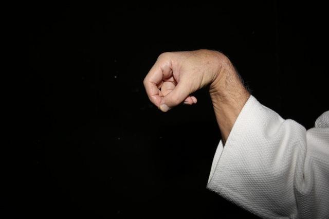 La main Yin