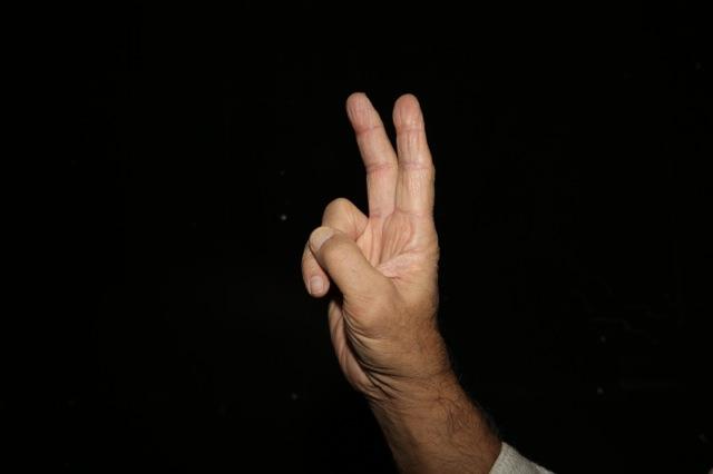 La main Yin-Yang