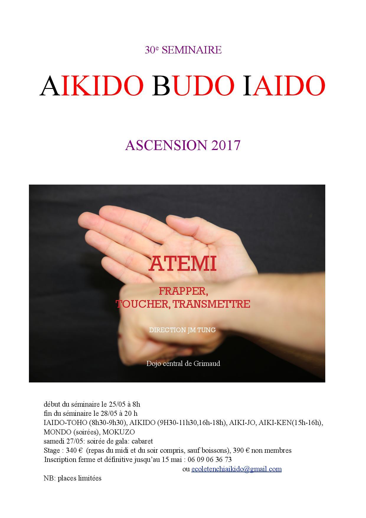 affiche ABI 2017