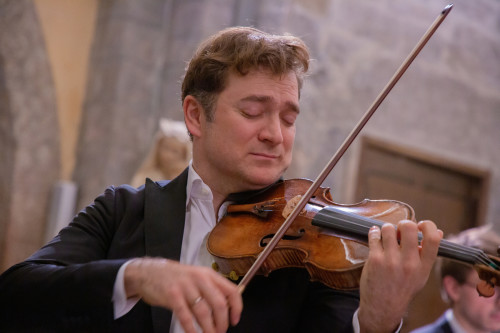 Renaud Capuçon (photo Cyril)