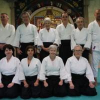 Stage ceintures noires Grimaud 16/2/2020 (photo Den)